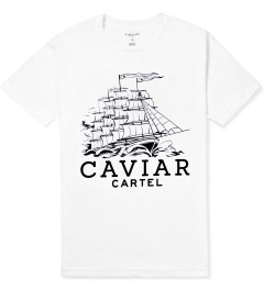 SSUR White Ship T-Shirt  Picutre