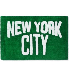 SECOND LAB Green NYC RUG Picutre
