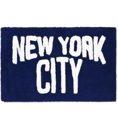 SECOND LAB Navy NYC RUG Picture