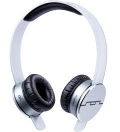 SOL REPUBLIC White Tracks HD MF1 Headphone  Model Picture