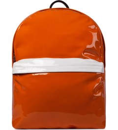 Tourne de Transmission Orange/White Ironore Rucksack Backpack Picutre