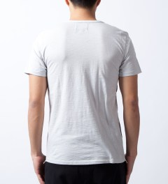 U.S. Alteration Black Foil Pocket T-Shirt Model Picture
