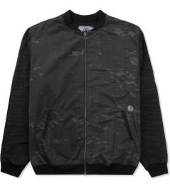 U.S. Alteration Black Multi Camo Jacket  Picutre