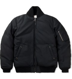 VAINL ARCHIVE Navy Mil Puff Jacket Picture