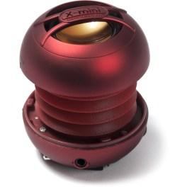 X-mini Red X-mini UNO Capsule Speaker  Picture