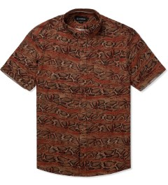 ZANEROBE Terracotta Killer Python Shirt  Picture