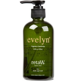 retaW Evelyn Fragrance Hand Soap Picutre