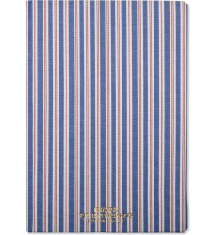 "Bedwin & The Heartbreakers Navy ""Potter"" Note Pad Picture"