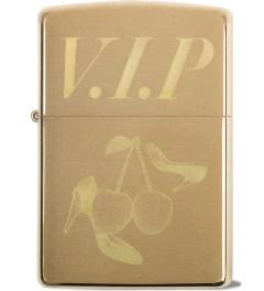 Frank Gold V.I.P Zippo Lighter  Picutre