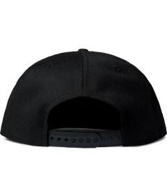 Frank Black/Silver V.I.P Snapback Cap  Model Picutre