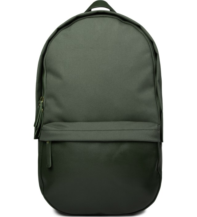 Green F5 Capsule Backpack