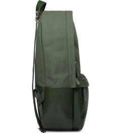 HAERFEST Green F5 Capsule Backpack Model Picture