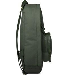 HAERFEST Green F1 Backpack Model Picture