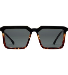 KOMONO Black Tortoise Benicio Sunglasses Picutre