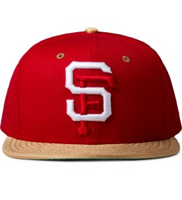 Mister 49ers Mr. True SF Snapback Cap  Picture