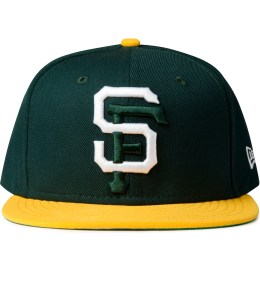 Mister A's Mr. True SF Snapback Cap  Picture