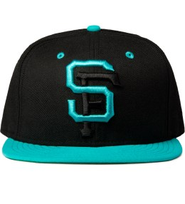 Mister Sharks Mr. True SF Snapback Cap  Picture