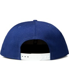 Mister Dodgers Mr. True LA Snapback Cap  Model Picture