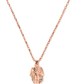 Mister Rose Gold Mr. Micro King Tut Necklace  Picture