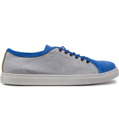 piola Blue/Grey Pisco Shoe Picture