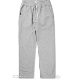 Reigning Champ Heather Grey RC-5018 Midweight Twill French Terry Sweatpants Picture
