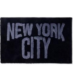 SECOND LAB Black x Grey NYC Rug Picutre