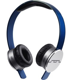 SOL REPUBLIC Blue Tracks HD MF1 Headphone  Model Picutre