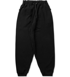 U.S. Alteration Black Sweatpant Picutre