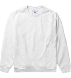 U.S. Alteration White Sweater Picutre