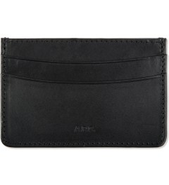 A.P.C. Black Card Case Picutre