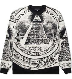 Black Scale Black Annuit 5 Sweater  Picutre