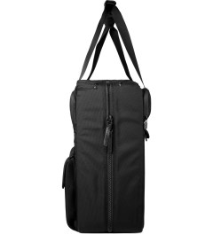 Lexdray Black London Garment Bag Model Picture