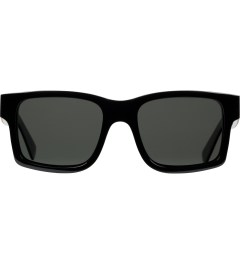 Shwood Grey Polarized Black/Elm Burl Haystack Sunglasses    Picutre