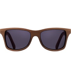 Shwood Grey Walnut Canby Sunglasses Picutre