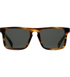 Shwood Grey Polarized Tortoise Shell/Mahogany Burl Govy2 Sunglasses  Picture