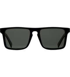 Shwood Grey Polarized Black/Elm Burl Govy2 Sunglasses   Picture