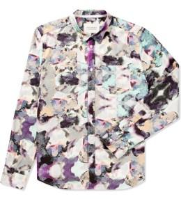 Uniforms for the Dedicated Paint Splash Shirt Picture