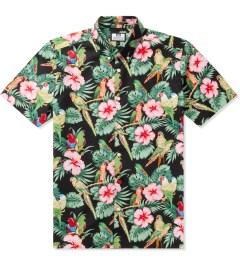 Weekend Offender Parrot Print Kempes Shirt Picture