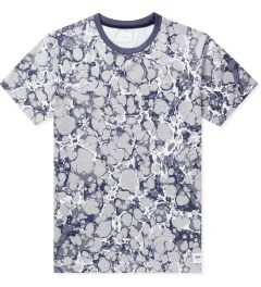 Wood Wood Marblecamo Grey Talbot T-Shirt Picture