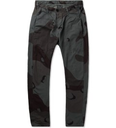 11 By Boris Bidjan Saberi Black P2  F-1403 Pants  Picutre