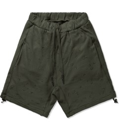11 By Boris Bidjan Saberi Green Night P6 1201 Pants Picutre