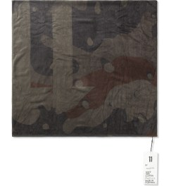 11 By Boris Bidjan Saberi Green Night F-1409 P3 Towel Picutre