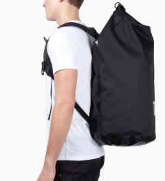 11 By Boris Bidjan Saberi Black X-Plorer Bag Model Picture