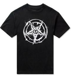 Black Scale Black 666 Splatter T-Shirt  Picutre