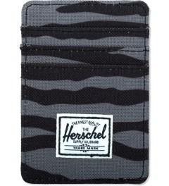 Herschel Supply Co. Zebra Raven Cardholders Picutre