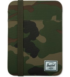 Herschel Supply Co. Woodland Camo Cypress Sleeve for iPad Mini Picture
