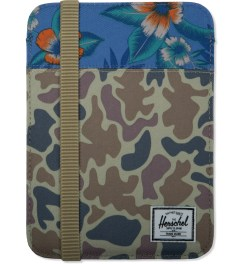 Herschel Supply Co. Duck Camo/Paradise Cypress Sleeve for iPad Mini Picture