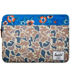 "Herschel Supply Co. Duck Camo/Paradise Anchor Sleeve for 15"" Macbook Picture"