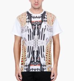 Uppercut Multicolor B-Main Print T-Shirt Model Picutre