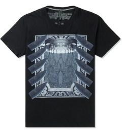 Uppercut Black Teeth Print T-Shirt Picutre